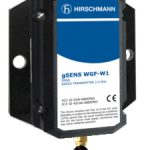 WIKA Mobile Control - PAT Hirschmann PRS90 Wireless Boom Angle Sensor