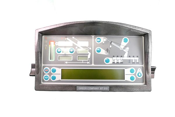 Greer Display Console for Terex Trucks BT510 A450265