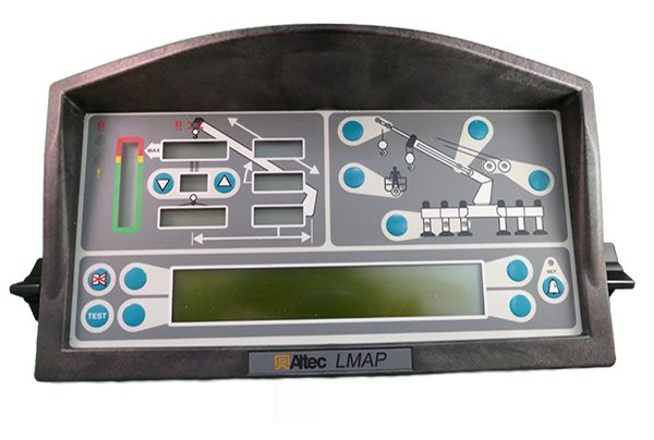 Greer LMAP Display Console for Altec Boom Trucks A450266