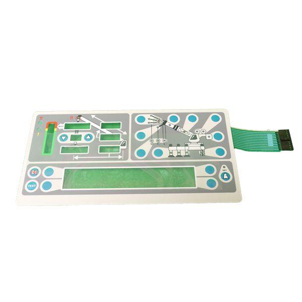 Greer RCI510 Display Console Key Panel
