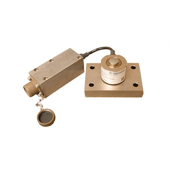 WIKA Mobile Control 2 Ton Button Load Cell for SKM502