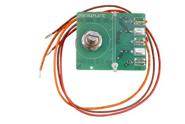 WIKA Mobile Control - PAT Hirschmann Length Pot Cable Reel