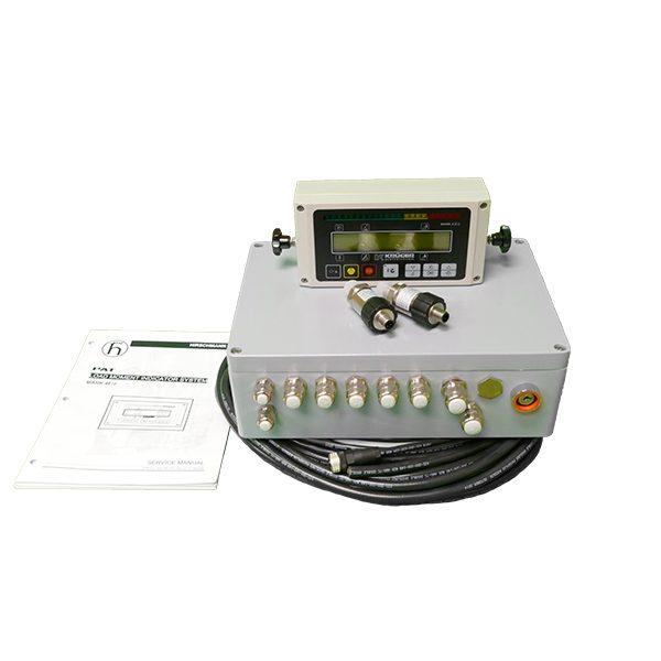 WIKA Mobile Control MK3E2-MK4E2 LMI Upgrade System