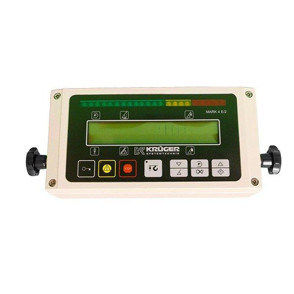 WIKA Mobile Control MK4E2, PRS145 Console Display