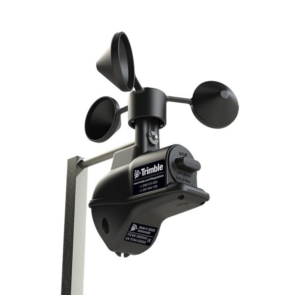 Wind Speed Indicator For Cranes : Trimble gs wind speed sensor basil equipment