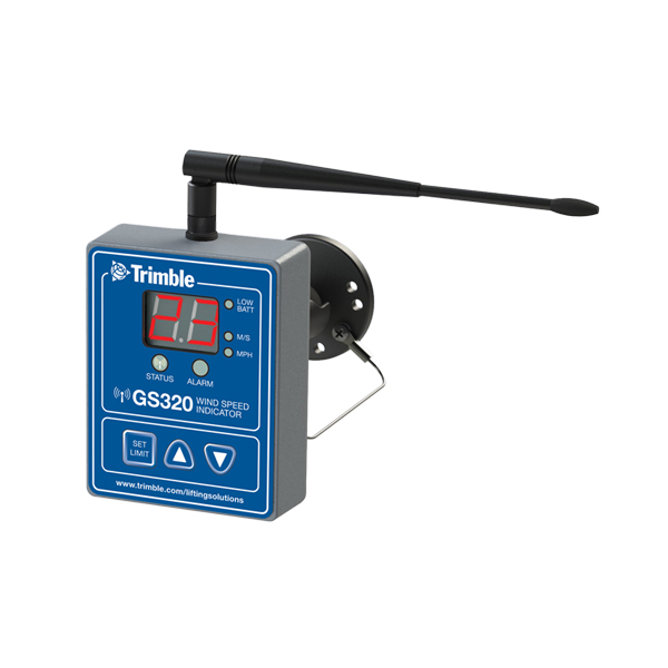 Trimble GS320-00 Stand Alone Wind Speed Display