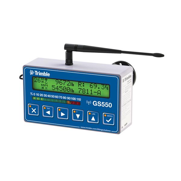 TLS GS550 Multi-Sensor Display