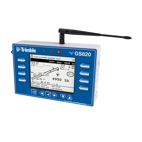 TLS GS820 Multi-Sensor Display