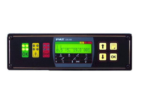 WIKA Mobile Control DS-85 CAN Bus Operating Console 031-300-060-455