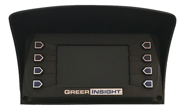 Greer Company InSight console for Elliot A450450E