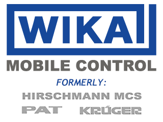 WIKA Brand Image with old logos