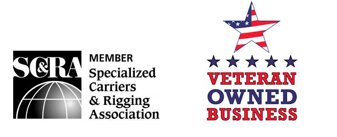 SCRA Member and Veteran Owned Logos