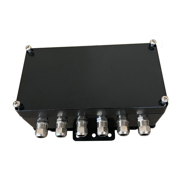 Rayco Wylie Quad Amplifier Box