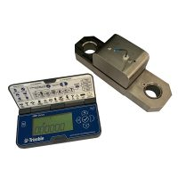Trimble Portable MBR100 Hand Held Wireless Load Indicator